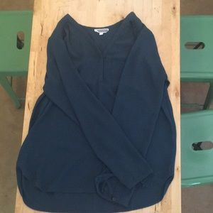 Pleione long sleeve blouse